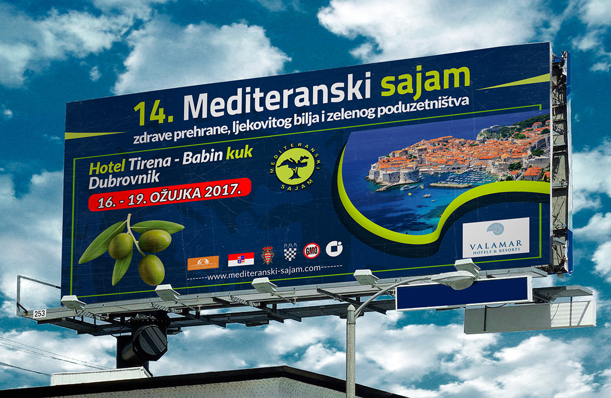 Mediteranski sajam jumbo plakat